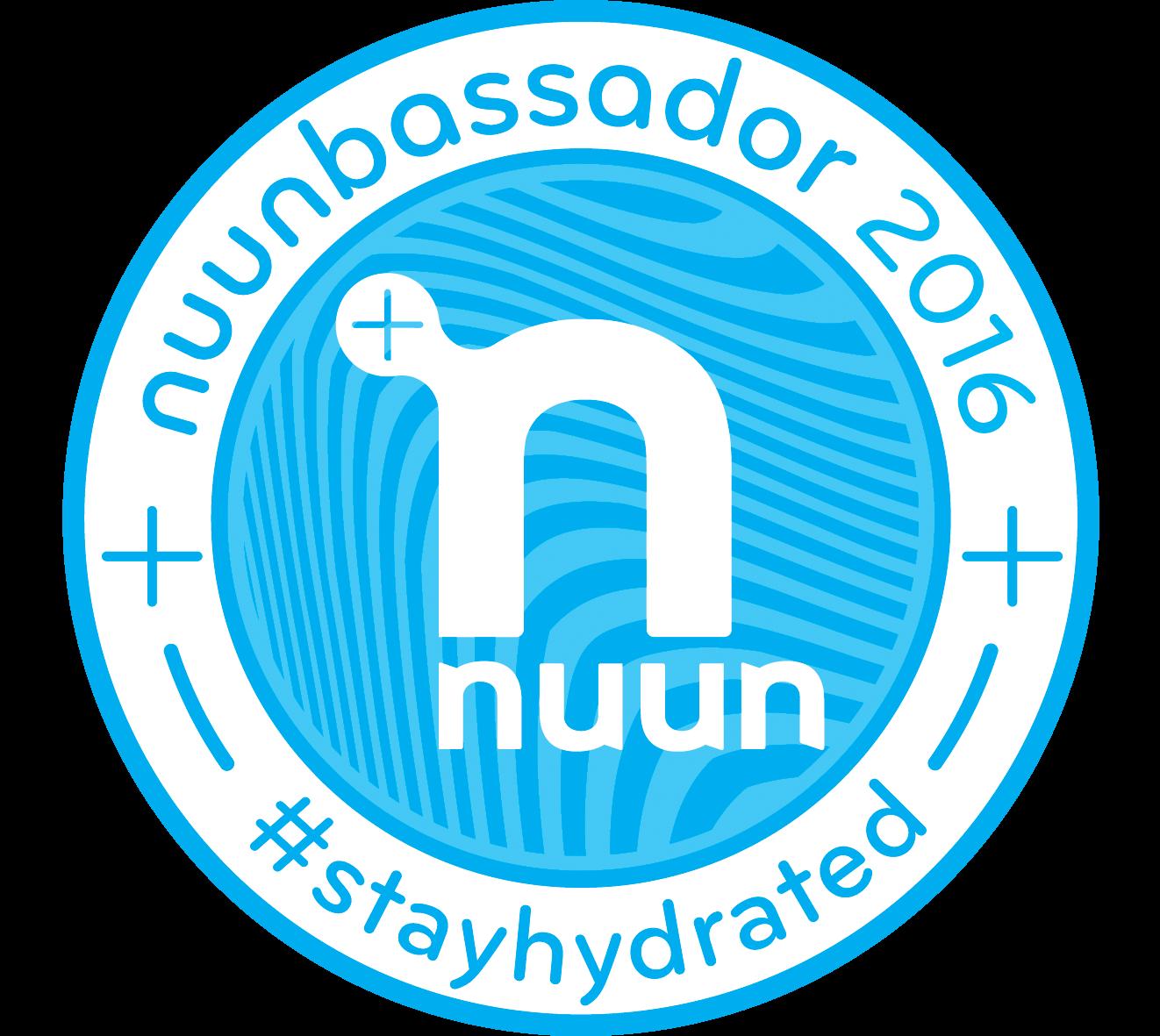 #nuunbassador #nuunlove